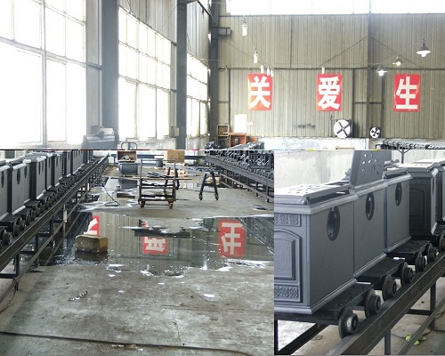 Factory of China Freestanding Steel Plate and Cast Iron Fire Stove