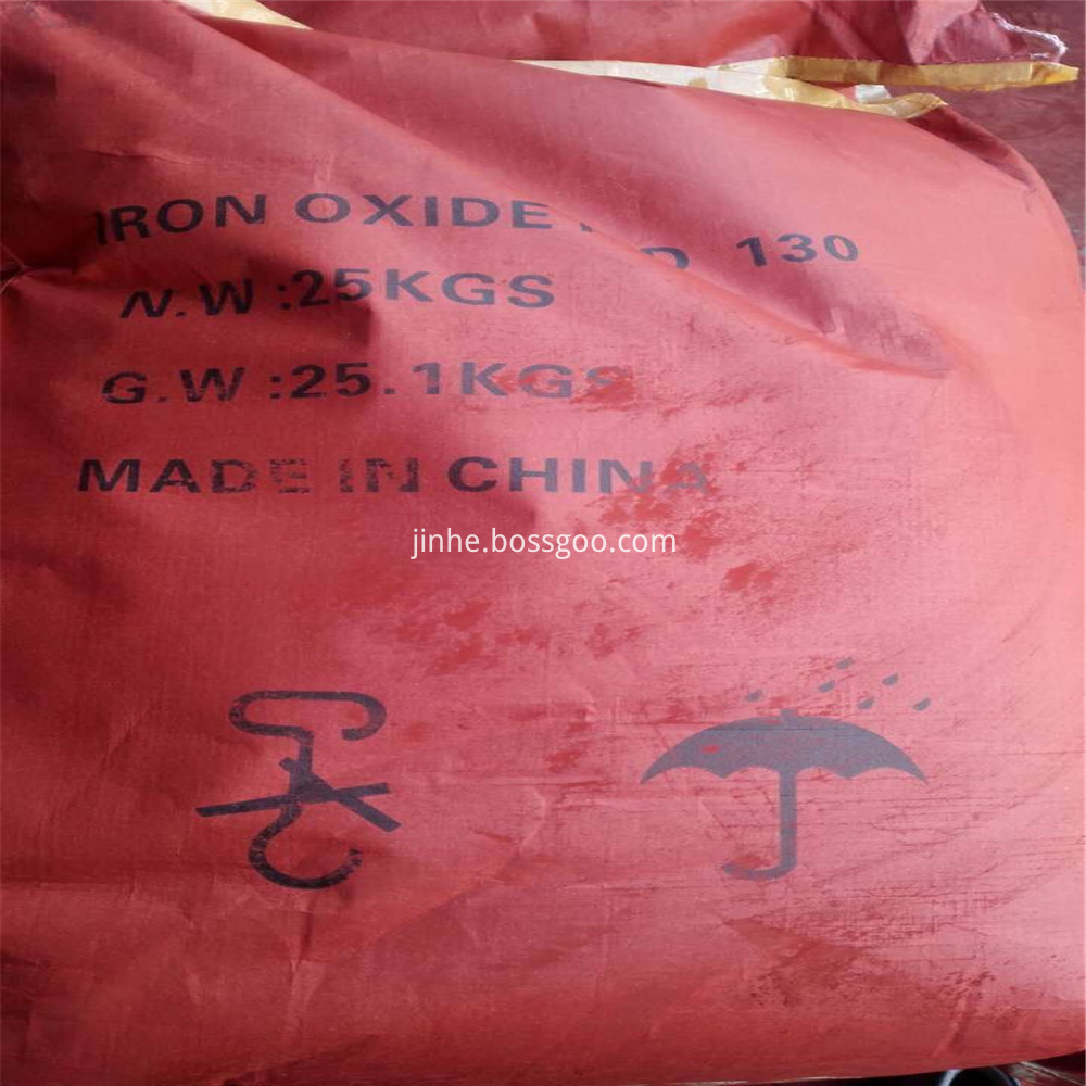 Iron Oxide Red Chemical Pigment 190