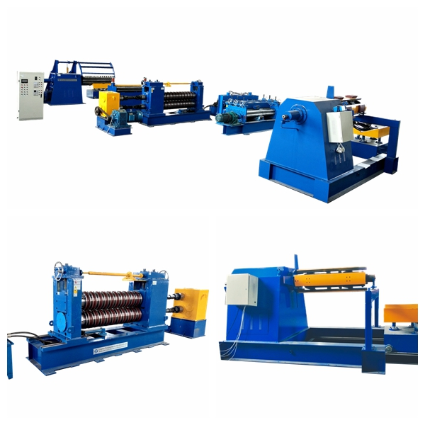 2-3mm Thickness Steel Coil Slitting Machine