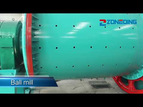Ball Mill Working Principle