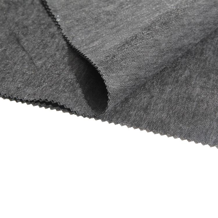 non woven fabric garment fusible interlining