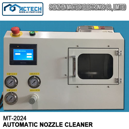 Automatic Nozzle Cleaning machine