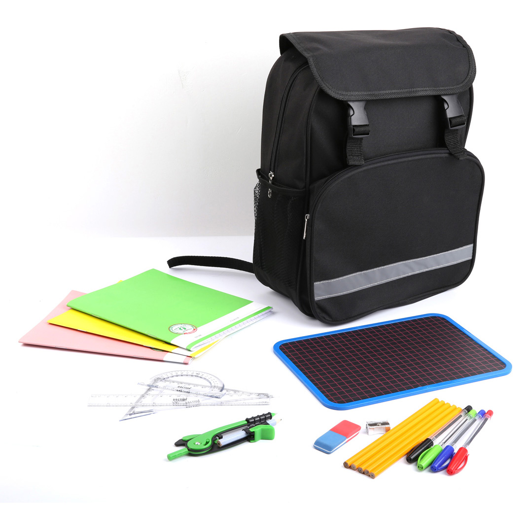Government aid High quality backpack kids
