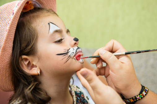 Face Painting & Makeup for Kids