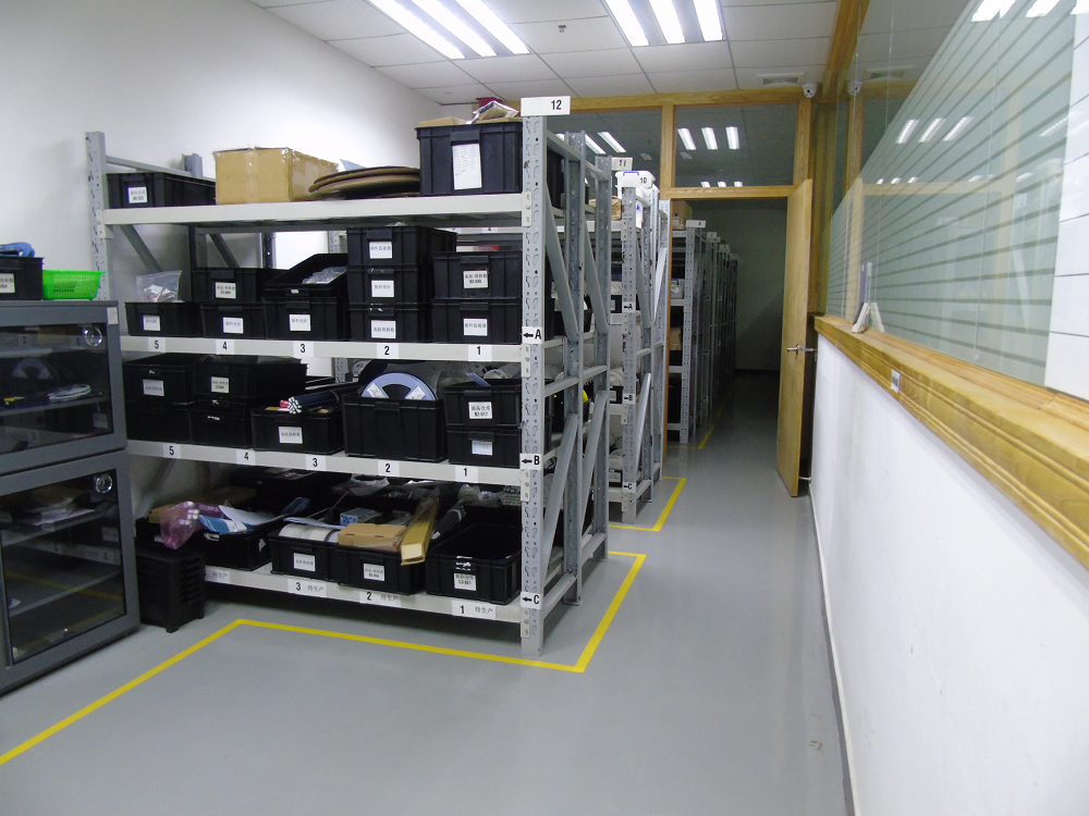 Electronic Components Warehouse
