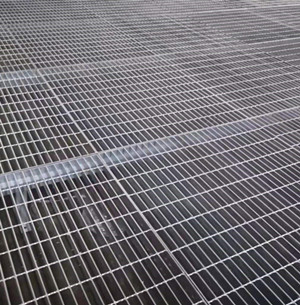 Machine Pressure Welded Steel Grating
