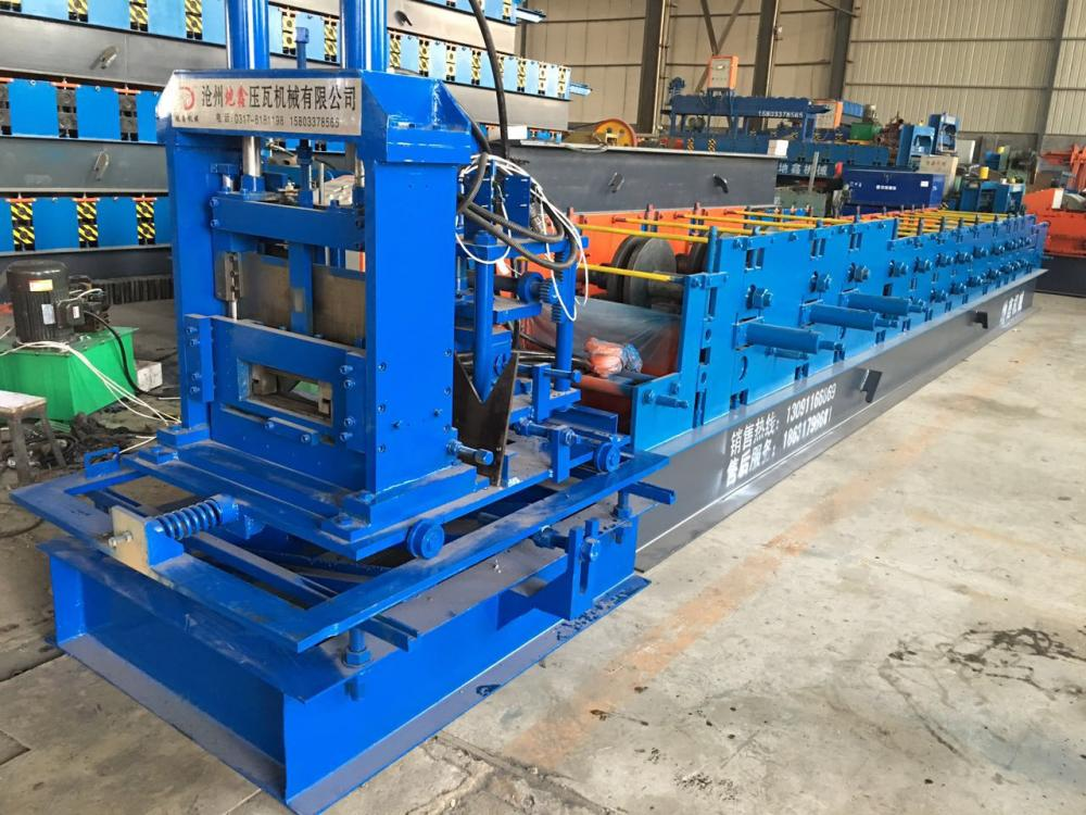 New C-Type Cold Roll Forming Machine