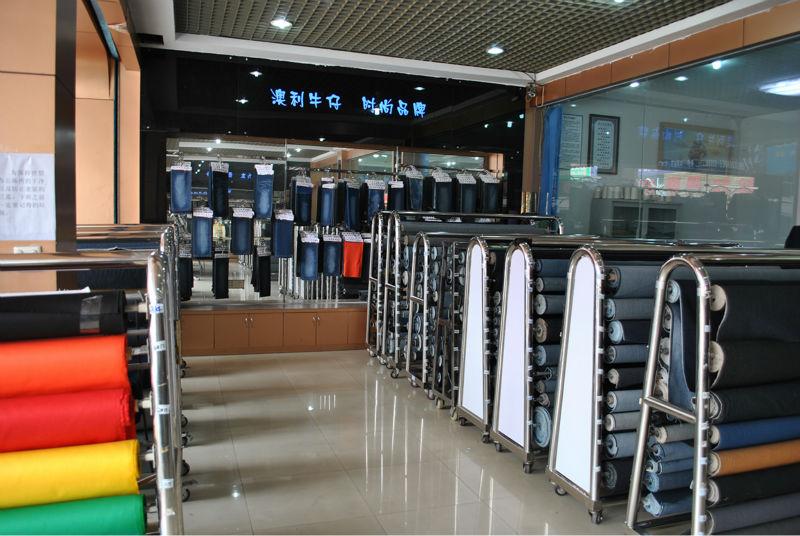Aufar textile design programs tweed fabric for denim shorts women