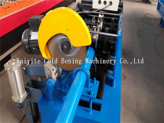 Fly Saw Steel Downspout Pipe Roll Forming Machine