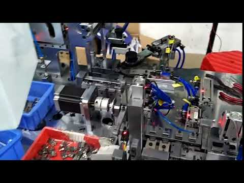 USB Assembling Machine