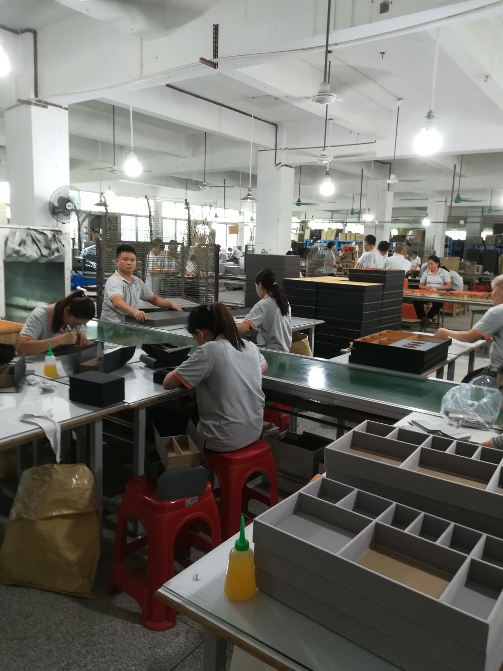 Jewerly tray factory