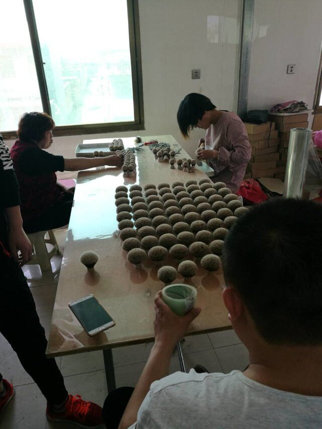 shaving brush factory