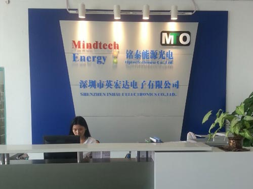 Mindtech Optoelectronic Limited