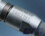 marking laser on steel