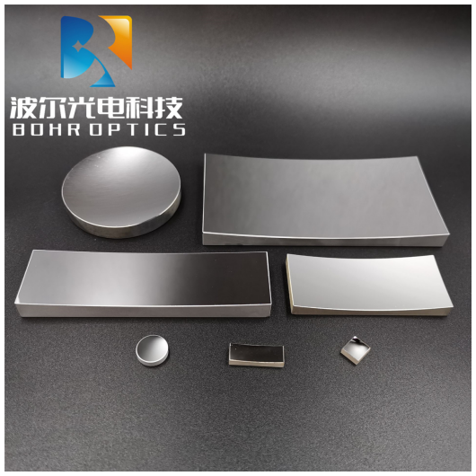 High reflective HR Metal parabolic reflector spherical protected silver mirror Ag coating optics glass lenses