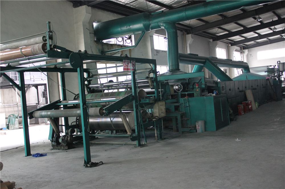 Production Coating Machine of PVC Coated Fiberglass Fabric