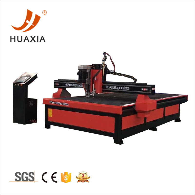 Plasma Cutting & Drilling Machine