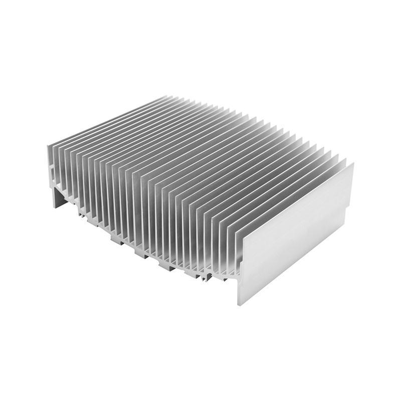 CNC machining aluminium products
