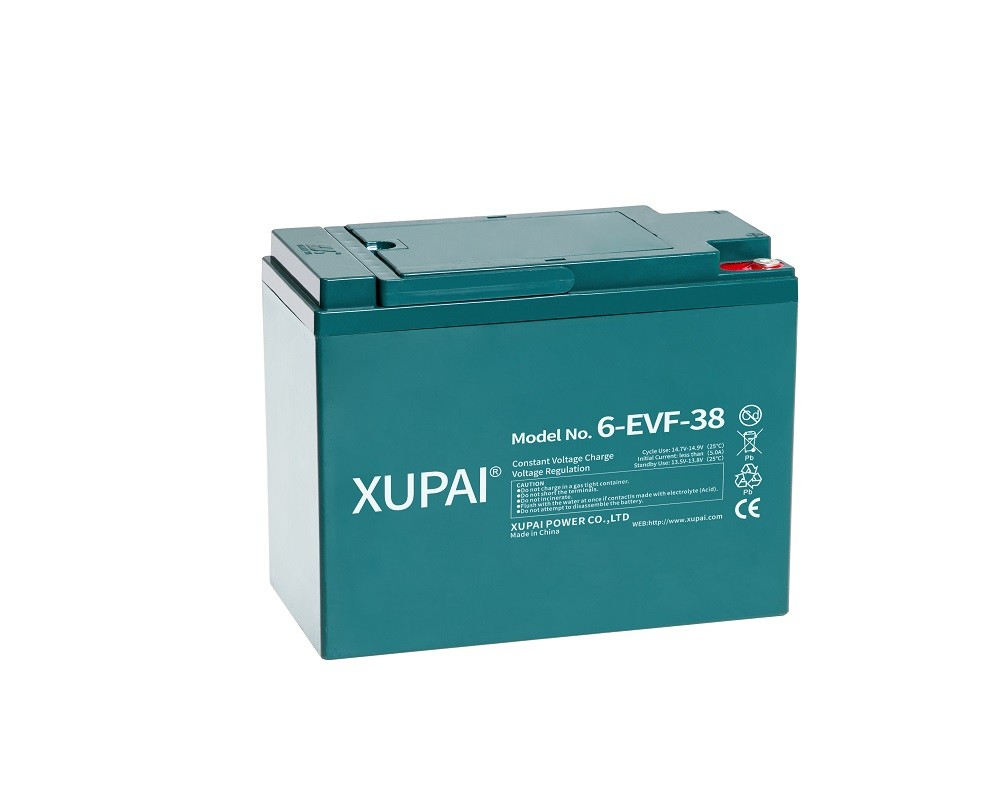 Hot sale Electric Vehicle Battery 12V 38AH Battery