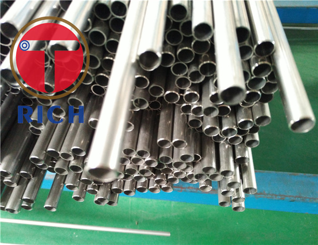 Small Diameter Welded Steel Tube