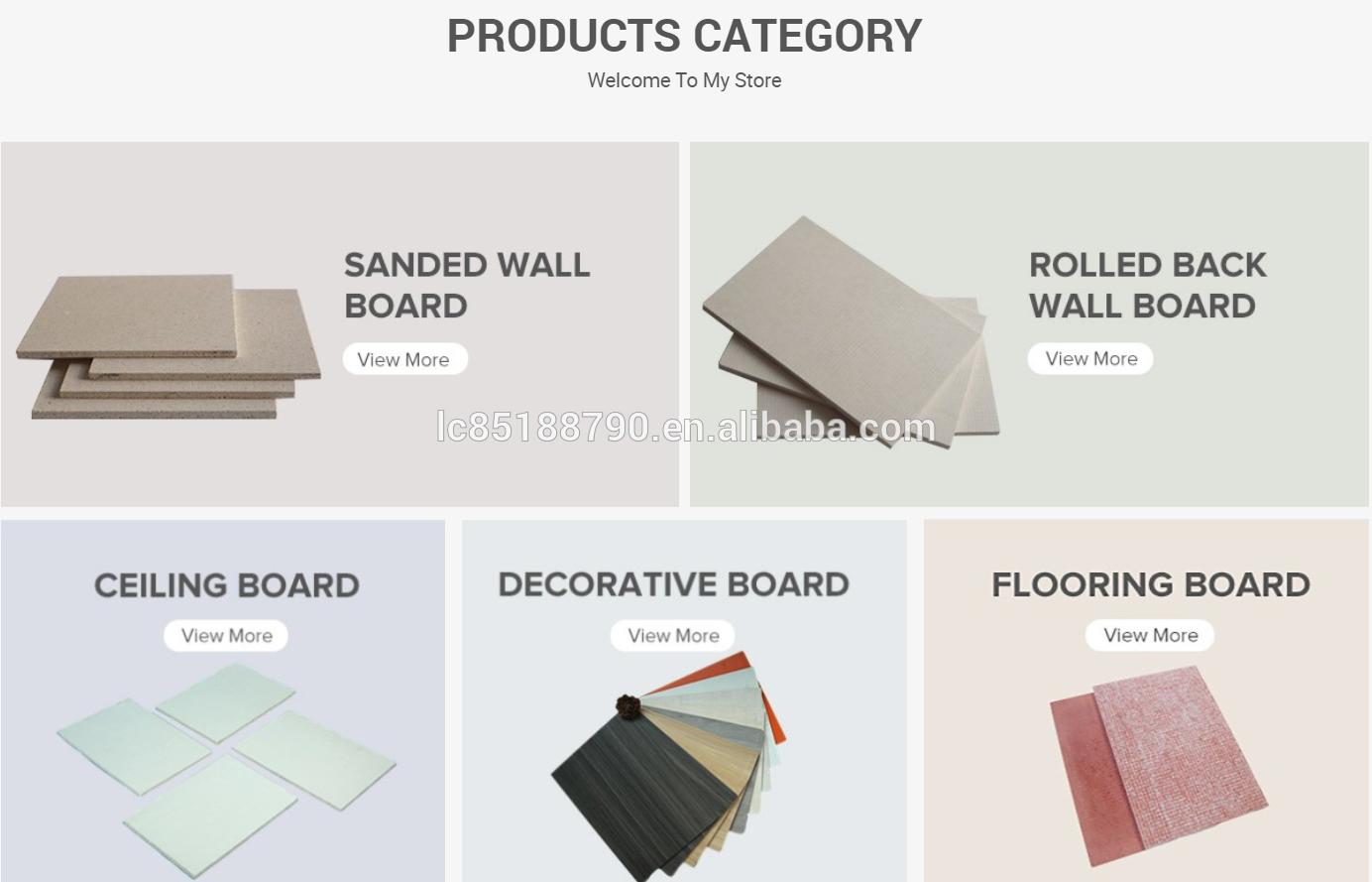 Mgo Lining Board Floor Underlayment