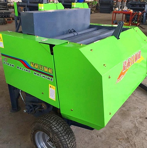 Baler. Matching 30-50hp tractor (with PTO output). Bale length 100cm (Adjust is available). Bale diameter 80*100cm.