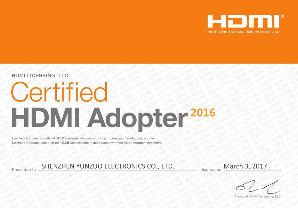 HDMI Adoper