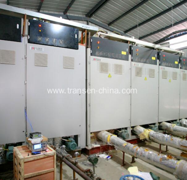Electric Heat Storage Boiler