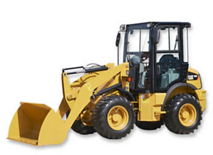 Mini Compact Front Wheel Loader