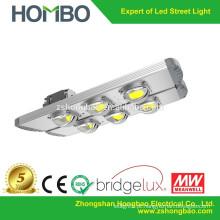 HOMBO Luz de rua super brilhante do poder superior do diodo emissor de luz com CE / lâmpada conduzida solar para o projeto