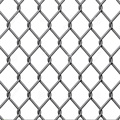 4' x 8' chain link fence panels