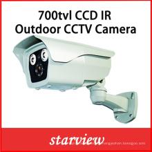700tvl LED Array IR Bullet CCTV Security CCD Camera