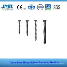 Hb 6.5mm 4.0mm Full Thread Cancelouus Bone Screw
