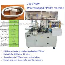 Máquina de filme automática de enrolamento de fios de PP