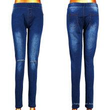 Иу Горячие дамы сплетенные джинсы
