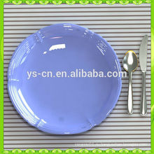 Керамические обеденные тарелки
