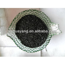 most of size Anthracite filter media use for water treatment