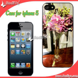 Full Color IMD Design Mobile Phone Cover for iPhone 5
