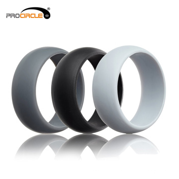 Sports Workout Protective Silicone Rubber Finger Ring