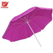 Parapluie extérieur promotionnel de vente chaude de plage