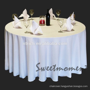 cheap and high quality 100%polyester tablecloth,party table cover,table linen