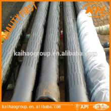 Láser de control de arena N80 tubo ranurado de la envoltura de fábrica de Kaihao China
