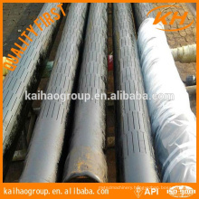 Laser Sand Control N80 Slotted Casing Pipe Kaihao China factory