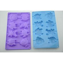 Purple Cake Tray Easy Baking Mold