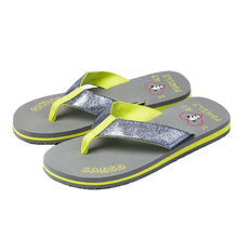 China supplier hotel beach outdoor men male grey fashion eva flip flops new design slippers for men