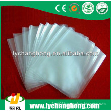 25kg clear plastic bag/vacuum plastic bag