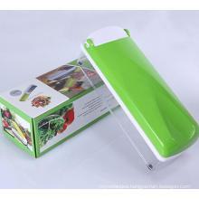 Multifunctional Manual Vegetable Slicer for Kitchen Use