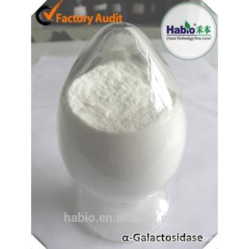 alpha-galactosidase enzyme, brewing industry