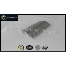 Aluminum Carpet to Tile Strip Trim Clear Anodised