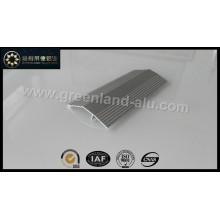 Tapete de alumínio para Tile Strip Trim Clear anodizado